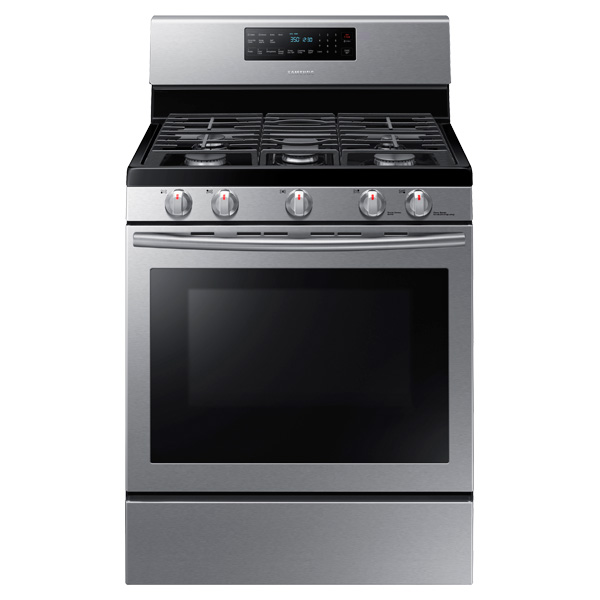 NX58H5600SS Gas Range with Convection