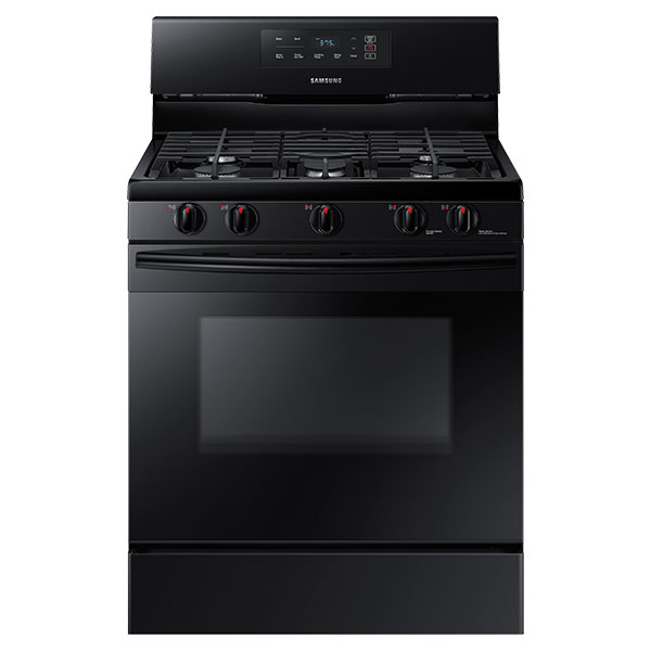 NX58K3310SB 5.8 cu. ft. Freestanding Gas Range (Black)