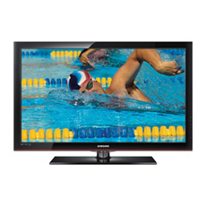 "42"" Class (42.3"" Diag.) 450 Series 720p Plasma HDTV (2010 model)"