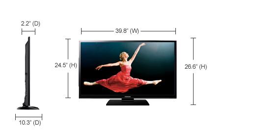 Samsung PN43E450A1F Plasma TV Windows 8 X64