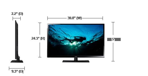 Samsung PN43F4500AF Plasma TV Driver Windows XP