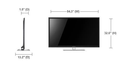 Samsung PN58C550G1F Plasma TV Drivers for Mac