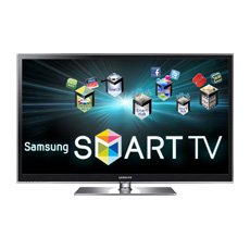 "59"" Class (59.06"" Diag.) Plasma 6500 Series Smart TV"