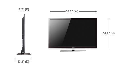 Samsung PN64D550C1F Plasma TV Treiber Windows 7
