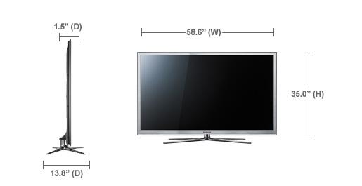 Samsung 8000 Series Plasma TV PN64D8000FFXZA Drivers for Windows Mac