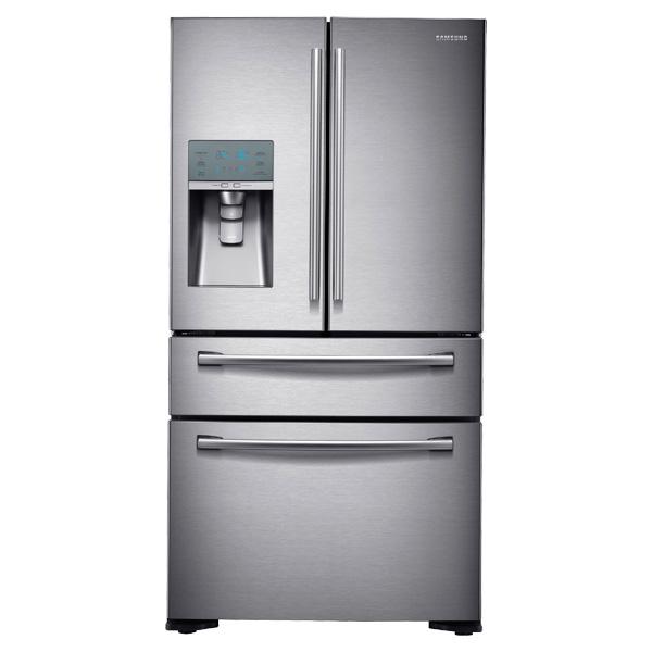 23 cu. ft. Counter Depth 4-Door Refrigerator with FlexZone™ Drawer
