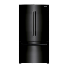 26 cu.ft. French Door with Filtered Ice Maker (Black)