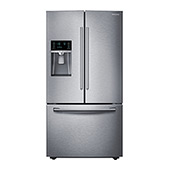 "36"" Wide, 28 cu. ft. Capacity French Door Refrigerator with CoolSelect Pantry™ (Stainless Steel)"