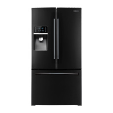 31 cu. ft. French Door Refrigerator (Black)