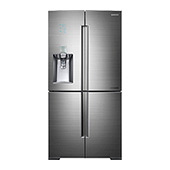 34 cu. ft. 4-Door Flex™ Chef Collection Refrigerator, with Sparkling Water Dispenser