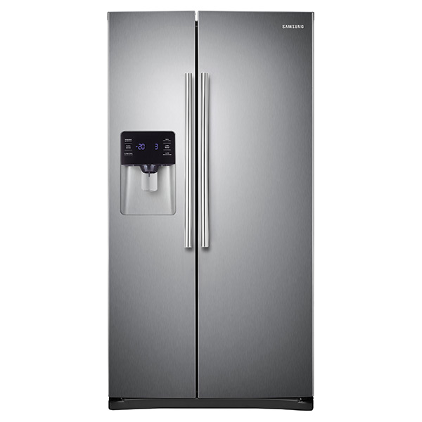 "36""-Wide, 24.5 cu. ft. Capacity Side-By-Side Refrigerator with CoolSelect Zone™ (Stainless Steel)"