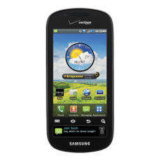 Samsung Continuum™ i400