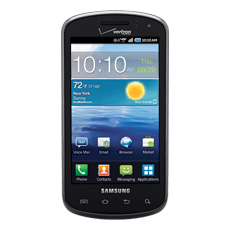 Samsung Stratosphere™ a Galaxy S phone (Black)