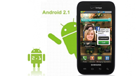 Android™ 2.1 Platform