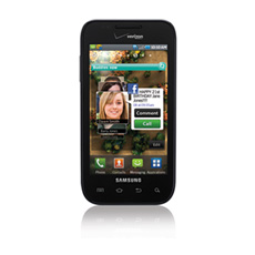 Samsung Fascinate™ Android Smartphone
