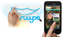 Swype® Text Input Technology