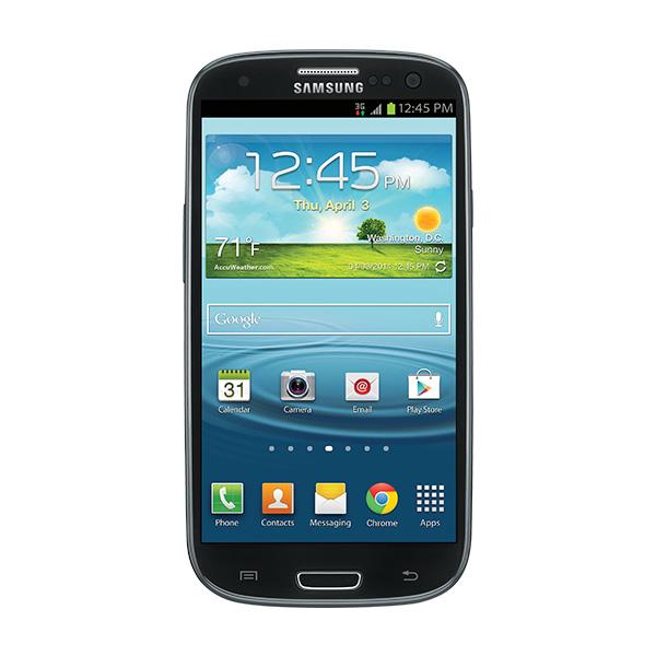 Samsung Galaxy S III Prepaid (Verizon), Pebble Blue