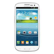 Samsung Galaxy S® III (Verizon), Marble White