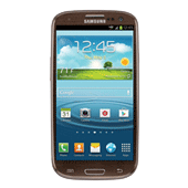 Samsung Galaxy S III (Verizon), Amber Brown