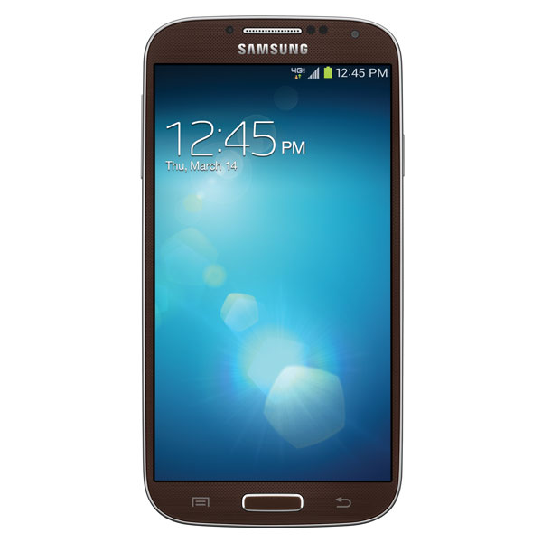 Samsung Galaxy S4 (Verizon), Brown Autumn 16GB