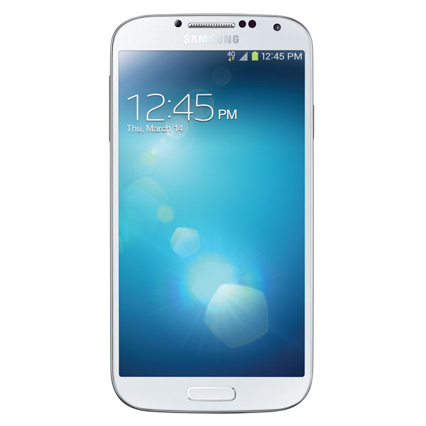 Samsung Galaxy S4 (Generic), White Frost