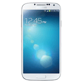 Samsung Galaxy S4 (Verizon), White Frost 16GB