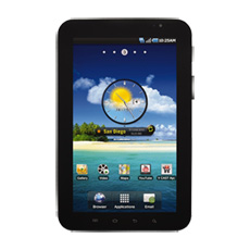 "Samsung Galaxy Tab™ 7.0"" (Verizon)"