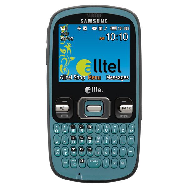 Samsung Freeform (Alltel) QWERTY Cell Phone