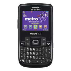 Samsung Freeform™ II (Metro PCS) QWERTY Cell Phone