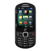 Samsung r455 (Net10) QWERTY Cell Phone