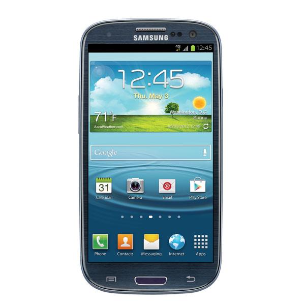 Samsung Galaxy S III (Generic), Pebble Blue