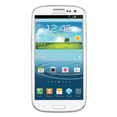 Samsung Galaxy S III (U.S. Cellular), Marble White