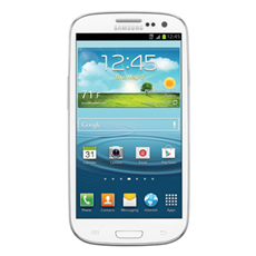 Samsung Galaxy S® III (U.S. Cellular), Marble White