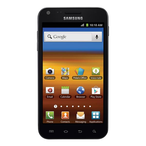 Samsung Galaxy S II (CDMA Generic) Android Smartphone