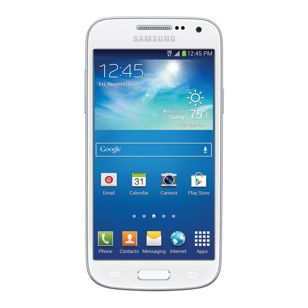 Samsung Galaxy S4 Mini (U.S. Cellular), White