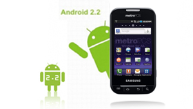 Launching with Android 2.2 Platform