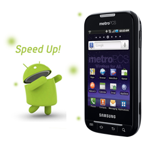 Enabled for MetroPCS 4G LTE* High Speed Network