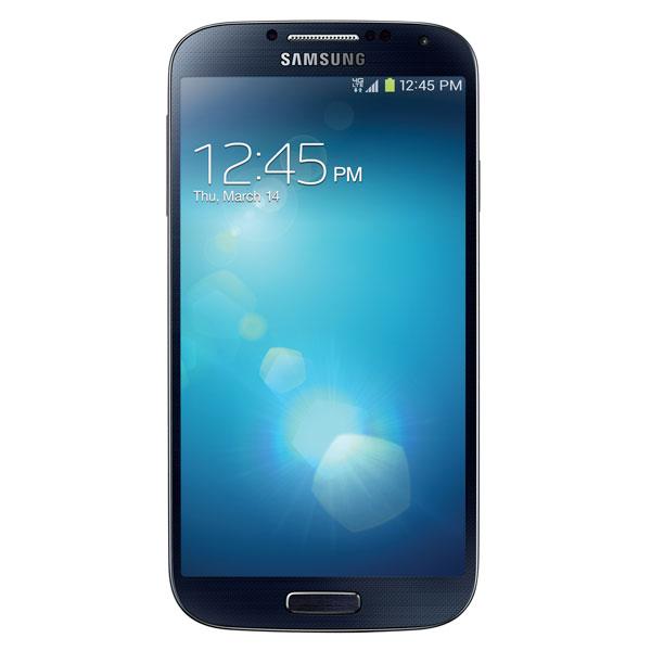 Samsung Galaxy S4 (U.S. Cellular), Black Mist