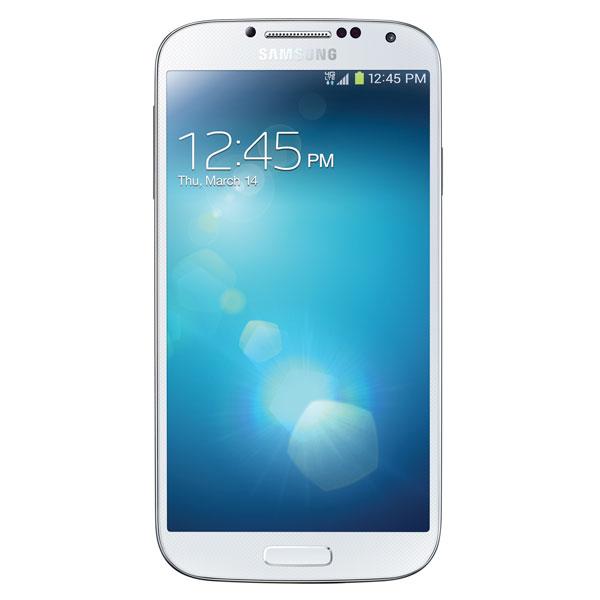 Samsung Galaxy S4 (U.S. Cellular), White Frost