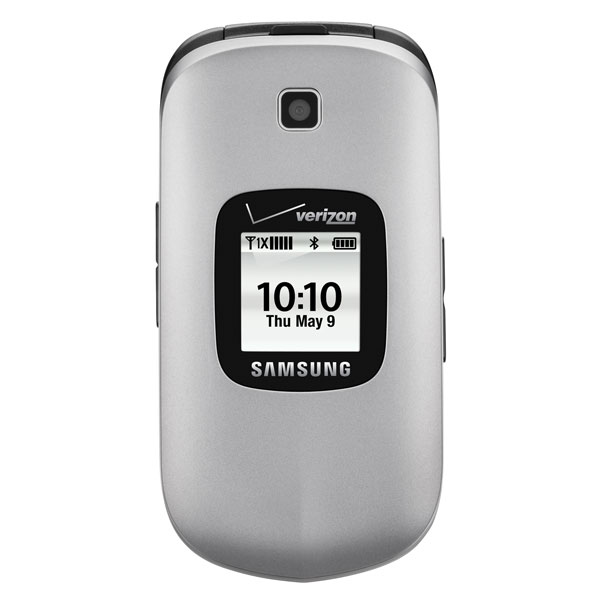 Samsung Gusto 2 (Verizon), White Silver