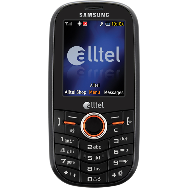 Samsung DoubleTake (Alltel) QWERTY Cell Phone