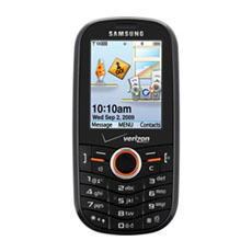 Samsung Intensity™ Qwerty Cell Phone