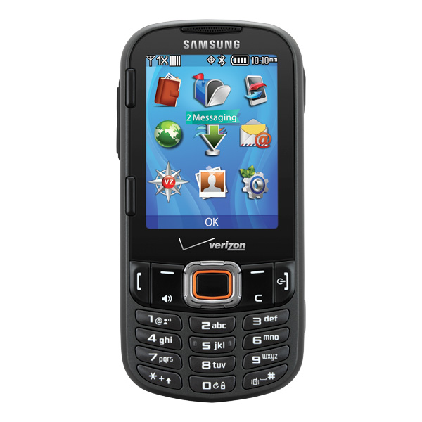 Samsung Intensity III (Verizon), Mirror Black