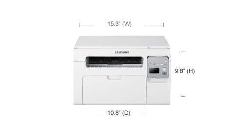 Samsung SCX-3405W MFP Scan Drivers for Windows Mac