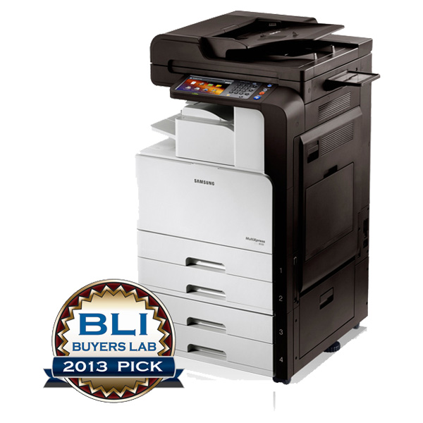 SCX-8123NA Black & White Multifunction Laser Printer