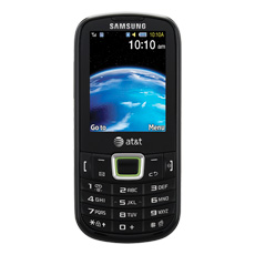 Samsung Evergreen™ QWERTY Cell Phone