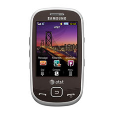 Samsung Flight™ Qwerty Cell Phone