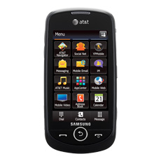 Samsung Solstice II Touchscreen Cell Phone