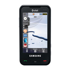 Samsung Eternity® Touchscreen Cell Phone