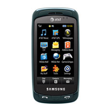 Samsung Impression™ Full Qwerty Touchscreen Cell Phone